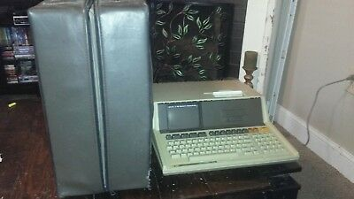 Vintage Hewlett Packard Computer, Hewlett Packard 85, Old, w/case