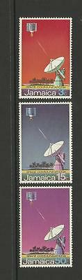 Jamaica ~ 1972 Earth Satellite Station  (Mint Set Mnh)