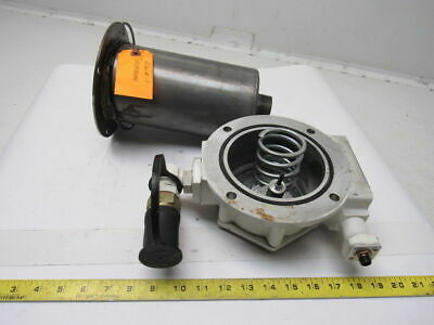 Hydac Immersed Hydraulic Filter Housing Assembly For Element 5.03.09D10BN