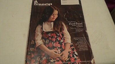 JC PENNEYS PENNY - 1964 VINTAGE LARGE FALL & WINTER  CATALOG - 1105 Pages GOOD