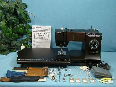 HEAVY DUTY Sewing Machine With WALKING FOOT SEWS LEATHER & UPHOLSTERY FREE SHIP