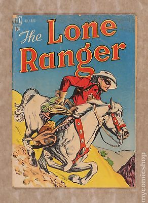 Lone Ranger (Dell) #4 1948 GD- 1.8