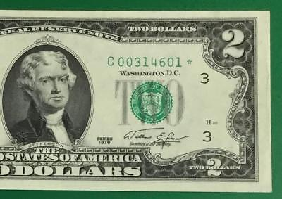 1976 $2 Choice Uncirculated *** STAR *** Phillie First Day Issue! SCARCE!