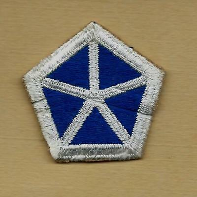 Original Ww2 Us Army 5Th Army Corps Patch D-Day Invasion Normandy