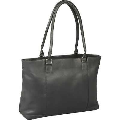 Le Donne Leather Women's Laptop Tote 5 Colors Women's Business Bag NEW