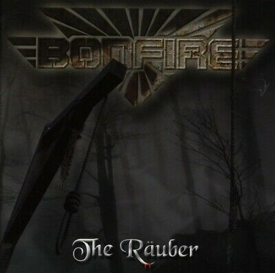 Bonfire - The Rauber [New CD]