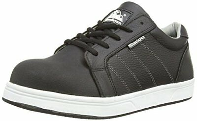 Himalayan 5125 SBP SRA Black Steel Toe Cap Skater Style Safety Trainers, Shoes