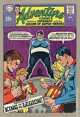 Adventure Comics (1st Series) #375 1968 VG 4.0