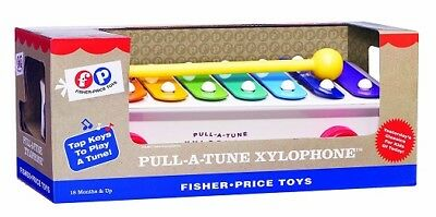 Fisher Price Classic Pull A Tune Xylophone
