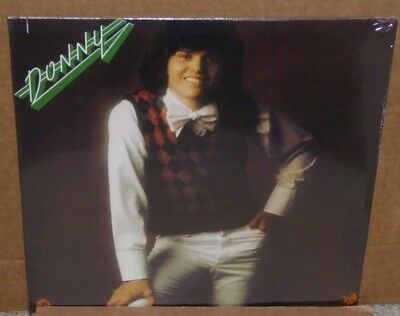 Donny Osmond self-titled NEW SEALED vinyl LP record The Osmonds cut out