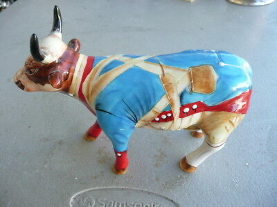 "Westland ""Revolutionary  Cow Parade""  Item 7339 Year 2004 ~~~~NICE"
