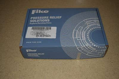 "Fike Rupture Disc - Size 3"" - P/n D4634-1 - Pressure= 150.00Psig@-16F - New (D4)"