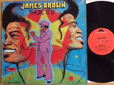 LP: JAMES BROWN - There It Is
