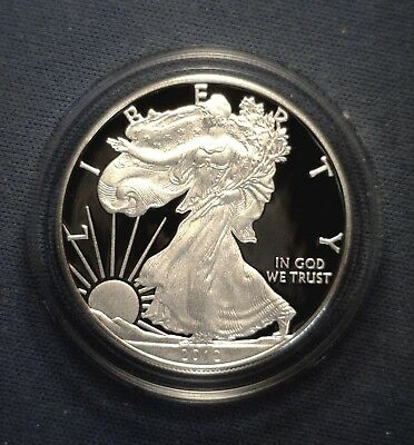 2012 S $1 Silver Eagle Proof From San Francisco Silver Proof Set