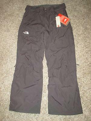 Mens Nwt The North Face Hyvent Alpine Free Fit Snow Ski Pants Size Small Gray