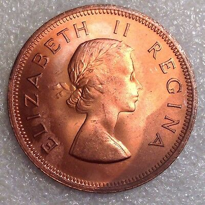 South Africa 1 Penny 1960