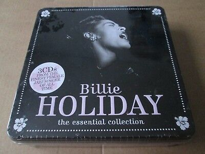 Billie Holiday-The Essential Collection CD / Box Set NEW AND SEALED