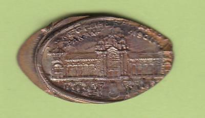 1901 Pan-Am Expo Manufacturing Bldg on 1889 Indian Cent inv#9177