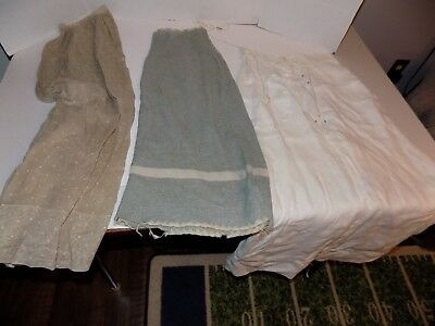 Lot of 3 Vintage Lady's Skirts Lot #59