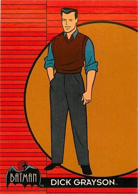 1993 Topps Batman Animated - Pick / Choose Your Cards