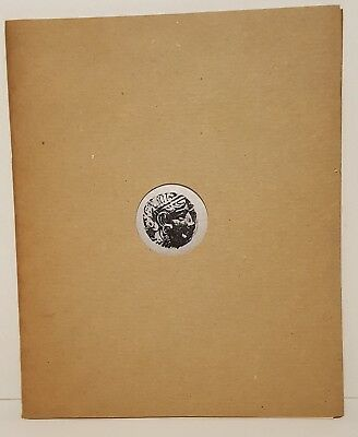 1965 The Ohio State University Art Gallery Program Ancient Greek and Roman