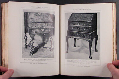 Fake Antique Furniture - 1931 Cescinsky Classic, First Edition