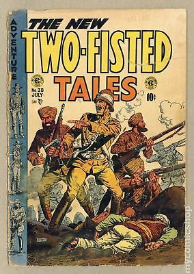 Two Fisted Tales (EC) #38 1954 FR/GD 1.5