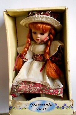 Bambola In Porcellana  Porcelain Doll  Gesco