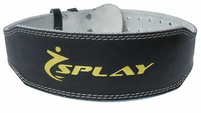 Weightlifting Gym Belt small medium Leather Gym weight lifting body building