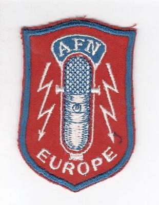 R052 Armed Forces Network Europe Patch Win 10 Get Free US Shipping