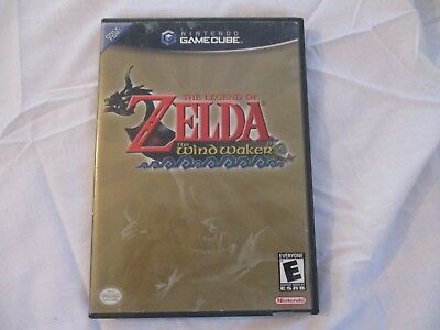 Legend of Zelda: The Wind Waker (Nintendo GameCube, 2003) Instructions used