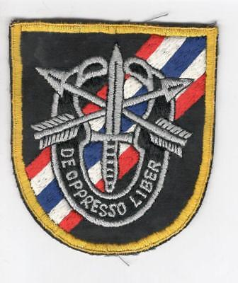 R084 46th Special Forces Detachment Patch Win 10 Get Free US Shipping