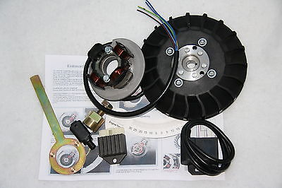 VESPA Ignition volano 12V 1400g TUNING KIT 20 mm PK XL V 50 N Special ET3 SS 90