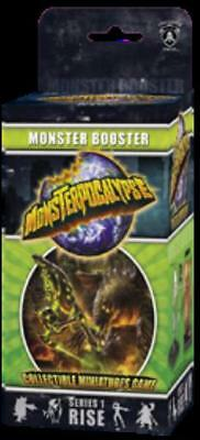 Privateer Monsterpocal Series #1 - Rise, Monster Booster Pack (Case -  Box MINT