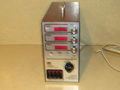 Hoefer Scientific Instruments Hsi Ps1500 Dc Power Supply