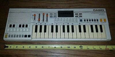 TESTED 100% Working CASIO PT30 Electronic Keyboard Synth Piano PT-30 Instrument