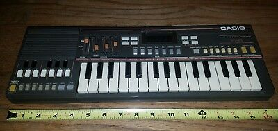 TESTED 100% Working CASIO PT31 Electronic Keyboard Synth Piano PT-31 Instrument