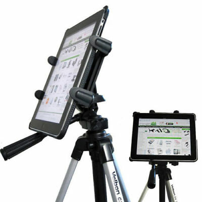 """Tripod MonoPod """" Mount """"Holder for Apple iPad Pro Air Mini and All 7""""-12"""" Tablet"""