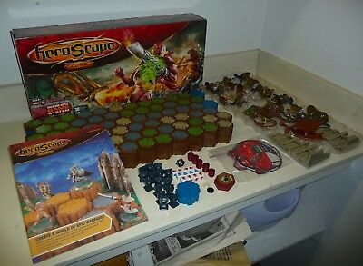 Heroscape Master Set Rise of the Valkyrie 2004 99% Complete VERY NICE! Edition 2