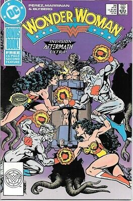 Wonder Woman Comic Book #26 DC Comics 1989 VERY FINE NEW UNREAD