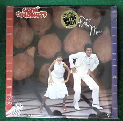 Goin' Coconuts Donny & Marie Osmond 1978 Lp Record Polydor Pd-1-6169 Sealed #435