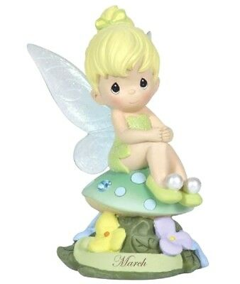 """Precious Moments Disney """"march Fairy As Tinker Bell"""" #113210  *  Free Shipping"""