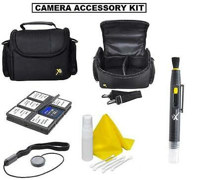 Camera Accessory Kit for Samsung NX3300 NX3000 NX2000 NX1000 NX300 NX110 NX50