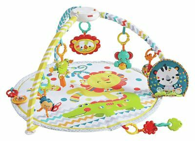 Fisher-Price Carnival Music & Lights Deluxe Play Gym - Argos eBay