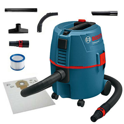 Bosch Wet Dry Vacuum Gas 20 L SFC All Purpose Cleaner Professional