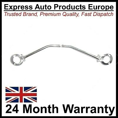Alloy Front Upper Strut Brace for BMW 4 cyl 3 Series E46 Petrol