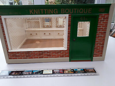 Dolls' House Room Box 1/12Th Scale.