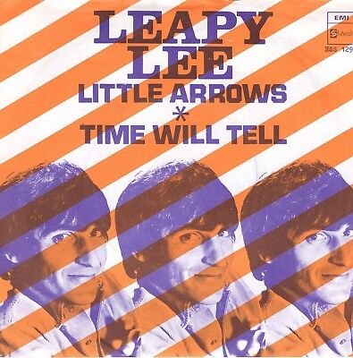 7inch LEAPY LEE little arrows HOLLAND EX (S0442)