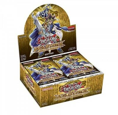 Yugioh: Duelist Pack Rivals of the Pharaoh Display DEUTSCH 24 Booster 1. Auflage