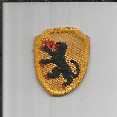 WW 2 US Army 93rd Armored Recon Battalion Patch Inv# S922